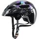 UVEX Finale Junior Helmet purple flowers